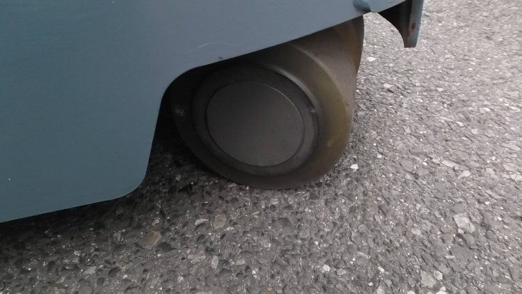トヨタ Toyota 中古フォークリフト forklift バッテリーリーチ 2014年式 4Mハイマスト
