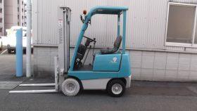 トヨタ Toyota 中古フォークリフト forklift 0.9tガソリンカウンター 1997年式