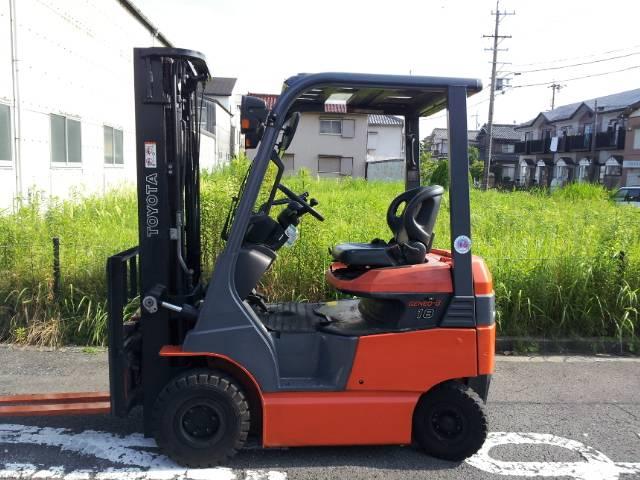 トヨタ TOYOTA 中古フォークリフト forklift レンタル