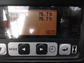 トヨタ Toyota 中古フォークリフト forklift バッテリーリーチ 2017年式 3.5Mマスト