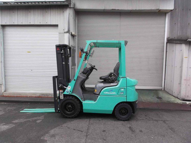 三菱 MITUBISHI 中古フォークリフト forldift ガソリン 24年式 3M