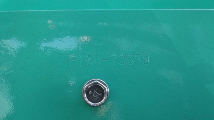 ミツビシ 中古フォークリフト ディーゼル車 全回転
