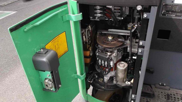 トヨタ 中古フォークリフト バッテリー