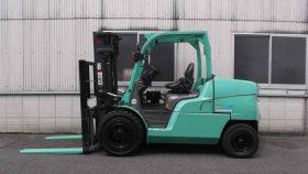 三菱 中古フォークリフト used  diesel Forklifts in Japan FD50NT ディーゼルカウンターフォークリフト