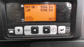 中古フォークリフト トヨタ 7FBR15 リーチ カウンター フォークリフト  Reach counter forklift used toyota yuasa battery