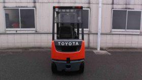フジ自動車 トヨタ 8FD15 ディーゼルカウンター フォークリフト forklift used toyota
