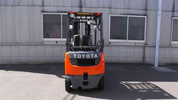 トヨタ 02-8FG15 カウンター フォークリフト toyota forklift used